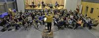 Zwei Orchester werden f�r Konzertprojekt eins