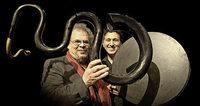 Das Freiburger Akkordeon Orchester, und Michel Godard (Tuba/Serpent) und Murat Coskun (Rahmentrommeln) zu Gast in M�llheim
