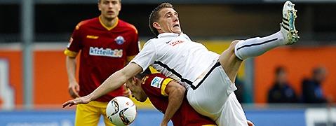 Liveticker: SC Paderborn - SC Freiburg 1:2