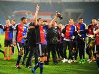 FC Basel zum siebten Mal in Serie Schweizer Meister