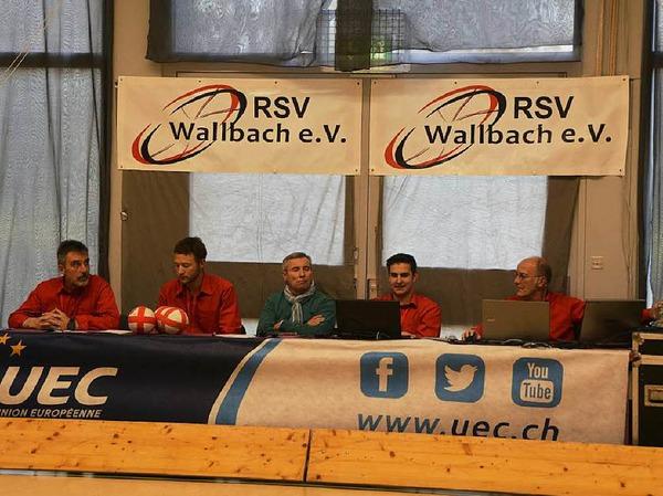 Impressionen von der Radball-Europameisterschaft 2016 am Freitag, 29., und Samstag, 30. April in der Flößerhalle in Wallbach.