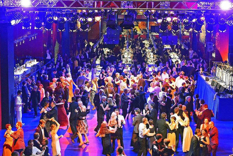 Tanz in den Mai im Großen Haus (Foto: Michael Bamberger)