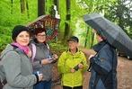 Fotos: Grenzach-Wyhlener Maibummler trotzen Regen und K�lte
