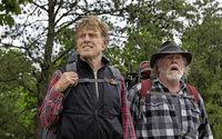 Filmkom�die zeigt zwei Renter auf 3.500 Kilometer langen Wanderweg durch die USA