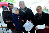 Stickelberger r�t: AfD-Programm lesen
