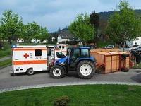 Polizei ermittelt nach Mai-Unfall mit Traktorgespann
