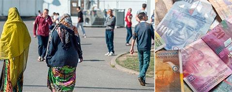 Schweizer Ort zahlt, damit keine Fl�chtlinge kommen