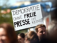 Kommentar: Pressefreiheit hei�t, zu berichten, was ist