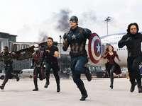 The first Avenger – Civil war