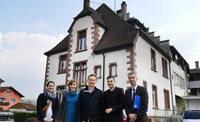 Wohnbau kauft zwei H�user - Raum f�r Fl�chtlinge und Obdachlose