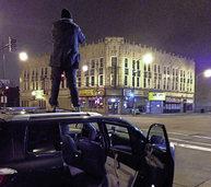 Der Dokumentarfotograf Camilo Jos� Vergara zeigt Fotos aus dem urbanen Amerika