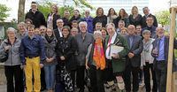 Seelbacher gratulieren in Wien