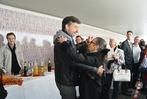 Fotos: Er�ffnung der kunstvollen Fu�g�ngerpassage