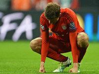 Kein Bayern-Triple: M�nchen scheitert im Halbfinale