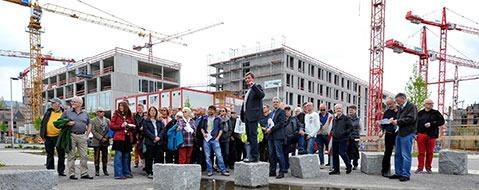 G�terbahnhofareal: 700 Millionen Euro, 50 Hektar Fl�che
