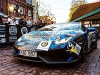 Video: Gumball 3000 im Europa-Park Rust