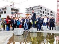 G�terbahnhof: 700 Millionen Euro, 50 Hektar Fl�che