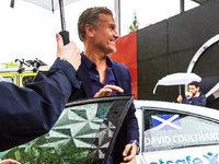 Gumball-Fahrer zu schnell – David Coulthard hat gelogen