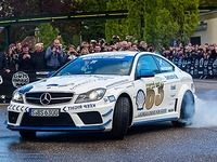 Gumball-Fahrer zu schnell - David Coulthard hat gelogen
