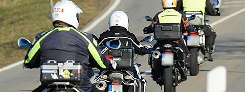 Blutiger Start in die Saison f�r viele Motorradfahrer