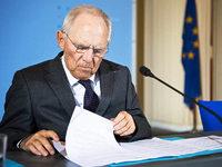 Sch�uble rechnet mit Steuerplus von 42,4 Milliarden Euro