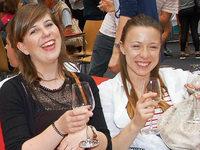 Bei der Weinmesse geht der Trend zu �ko und Cuv�es