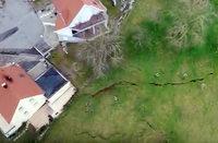 Hebungen und Risse im Elsass – Folgen von Geothermie-Projekt