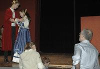 Ein Stück im Stück auf der Bühne des Kollegs