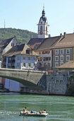 So h�bsch ist Laufenburg