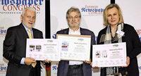 BZ gewinnt European Newspaper Awards