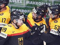 Deutschlands Eishockeyteam bezwingt Slowakei 5:1