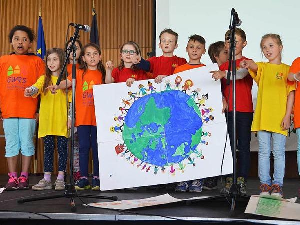 Grenzüberschreitendes Sprachenfest