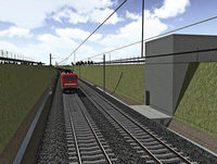 Infoveranstaltung zur Rheintalbahn verl�uft harmonisch