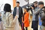 """Fotos: Dreharbeiten für Freiburgs """"Shopping Queen"""""""