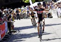 Radrennen in Merdingen