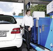 Steuervorteil für Gasautos
