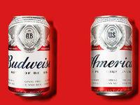 """Budweiser-Bier hei�t """"America"""" – einen Sommer lang"""