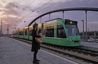 """Acht Fotografen zeigen Werke zum Thema """"Tram 8"""" im Museum R�mervilla"""