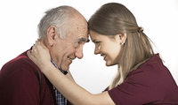 Stört es Kinder, wenn ihre Eltern älter sind als andere?