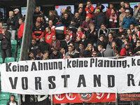 Verbitterung unter den VfB-Stuttgart-Fans ist gro�