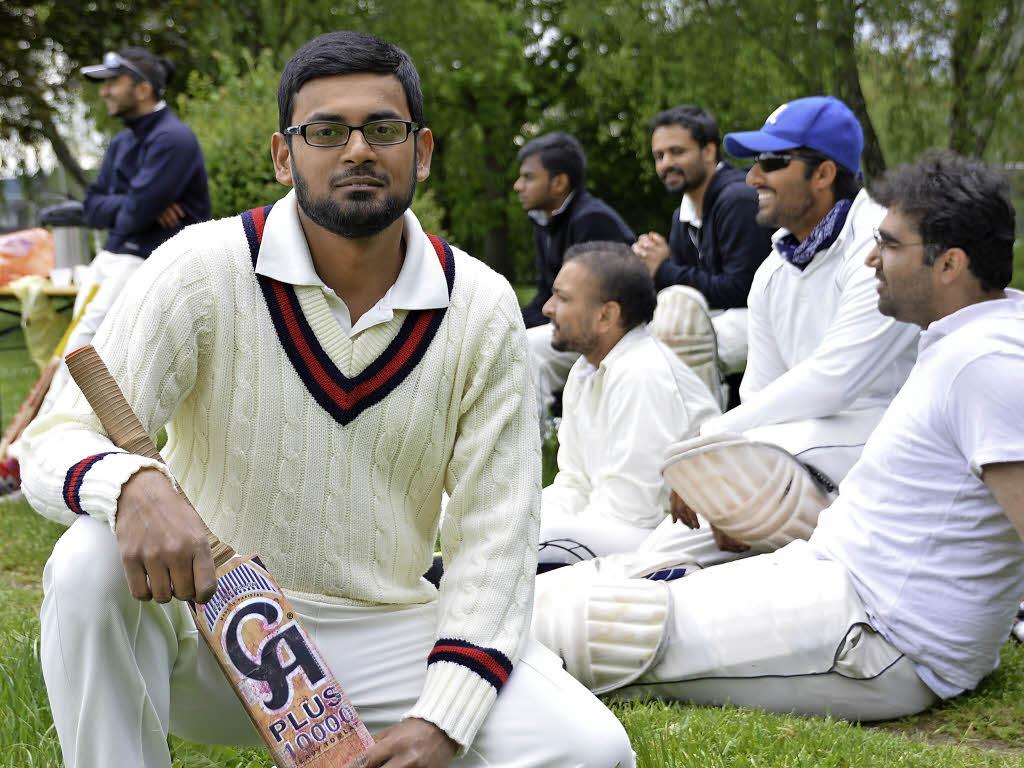 cricket spielen