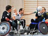 Fl�chtlinge, Menschen mit Behinderung, Minderheiten – Sport ist f�r alle da