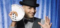 Zauberer Daniel Bornh�u�er kommt nach S�dbaden