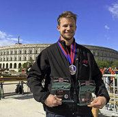 Philipp Kaiser Bester im S�dbaden-Team