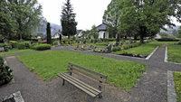 Baumgrabfeld f�r den Sexauer Friedhof