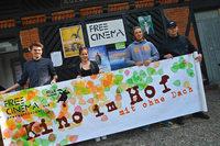 Free Cinema veranstaltet Hof-Kino im Doppelpack