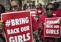 Ein von Boko Haram verschlepptes M�dchen gefunden