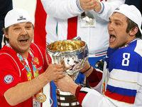 Deutsches Eishockey-Team trifft auf WM-Gastgeber