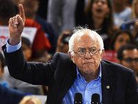 Bernie Sanders: Hartn�ckig bis zum Schluss