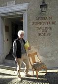 Museum Schiff zeigt zwei Schenkungen